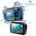 Vodotěsný fotoaparát Easypix Aquapix W1400 modrý