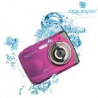 Vodotěsný fotoaparát Easypix Aquapix W1024 růžový